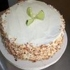 Melinda Winner's Six Layer Key Lime cake