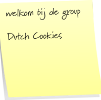Dutch Cookies