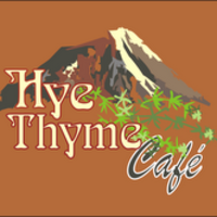 Chris at Hye Thyme Cafe