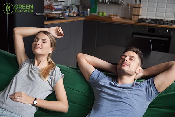 stress free couple