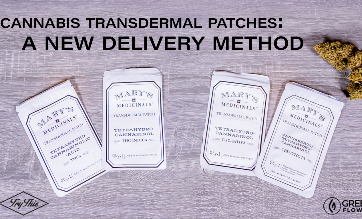cannabis patches