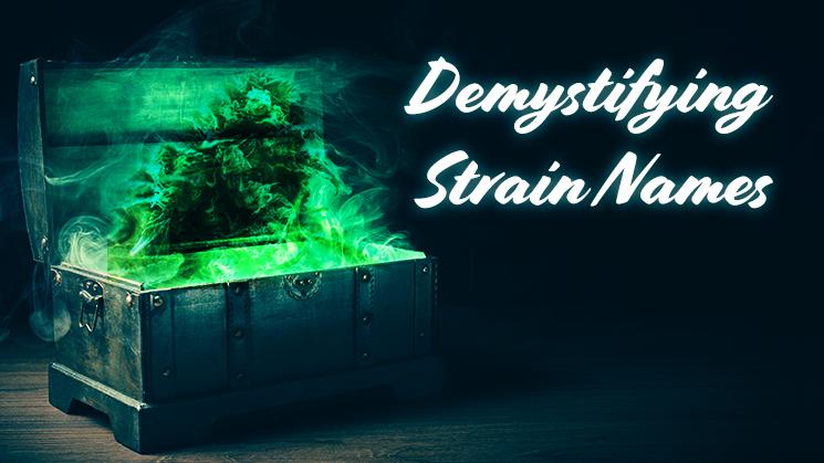demystifying strain names