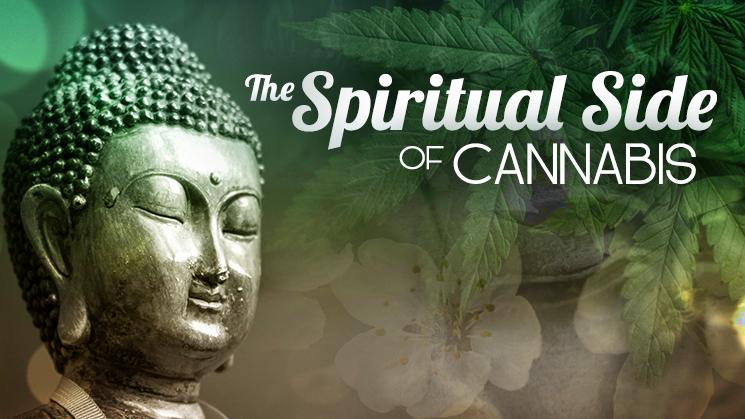 The spirit of cannabis healing