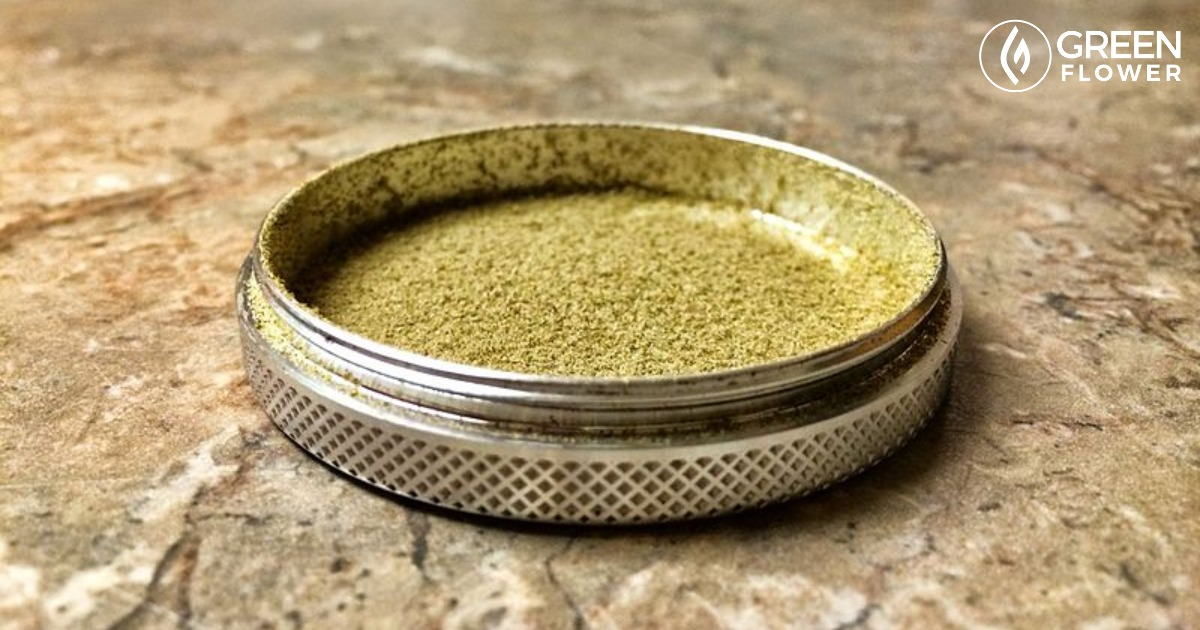 Why Is It Important to Decarb Kief and How Do You Do It?