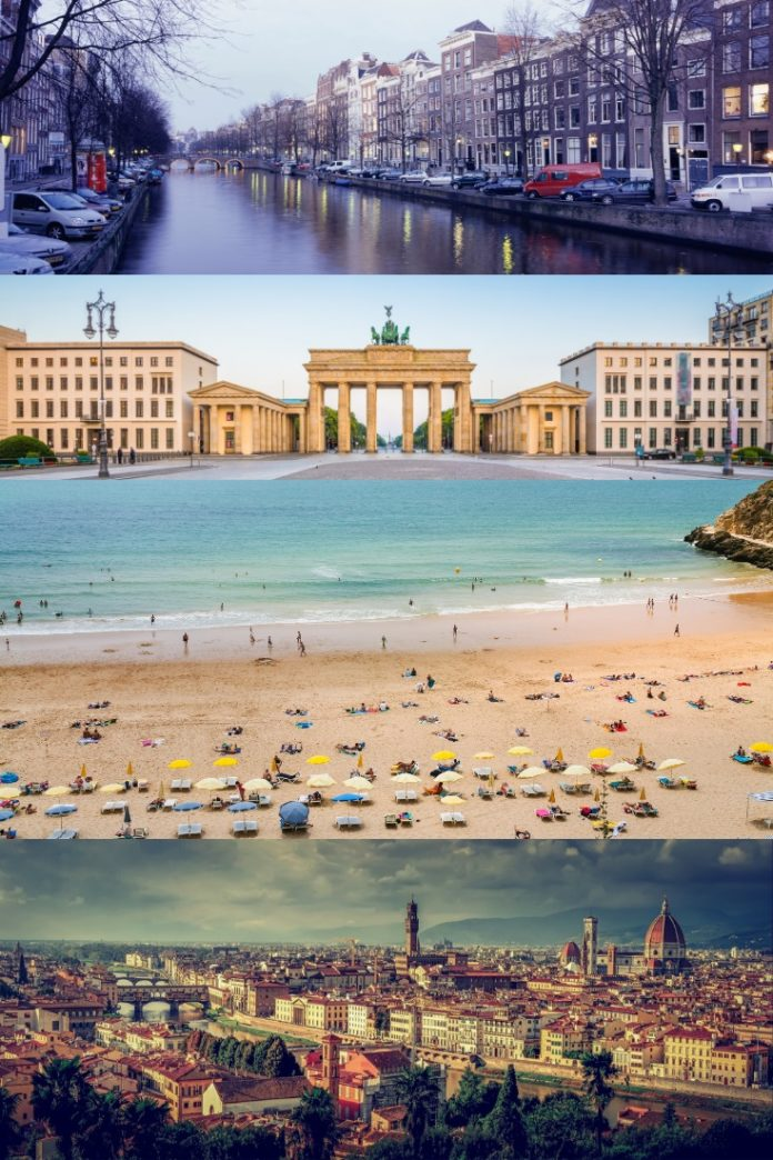 Discounted rates for Hilton hotels in the Netherlands, Italy, Germany, Portugal, Hungary, Ireland, Poland