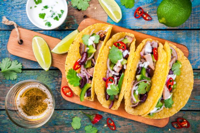Discount ticket to New Jersey Taco Festival with tacos, tequila & beer