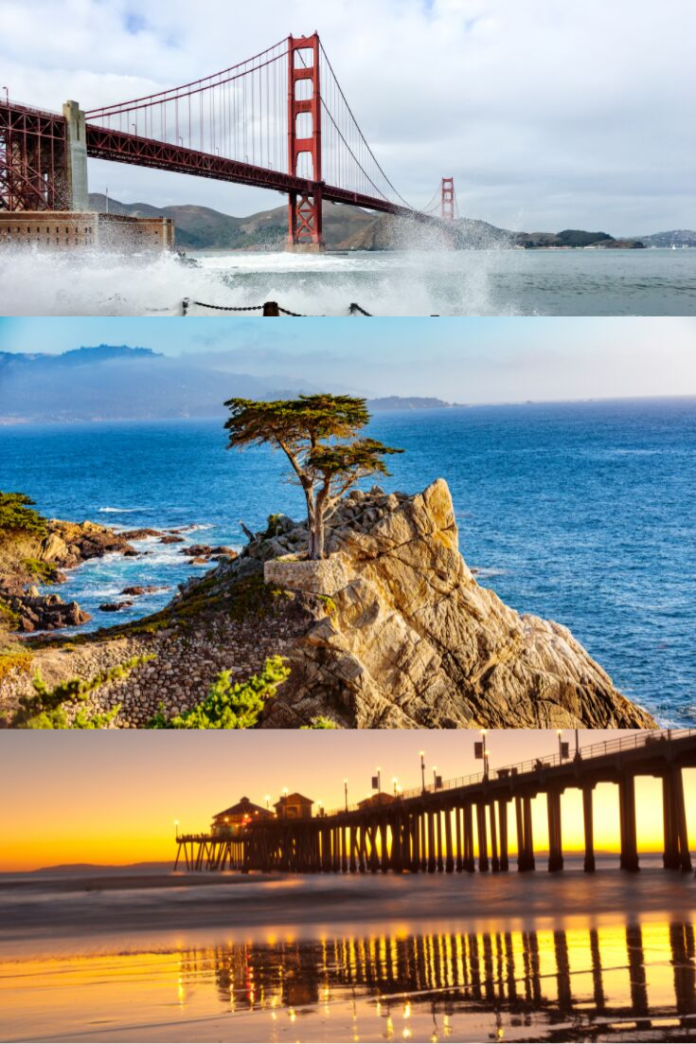 Up to 65% off California hotels in LA, San Francisco, Huntington Beach, Monterey, Palm Springs, etc.