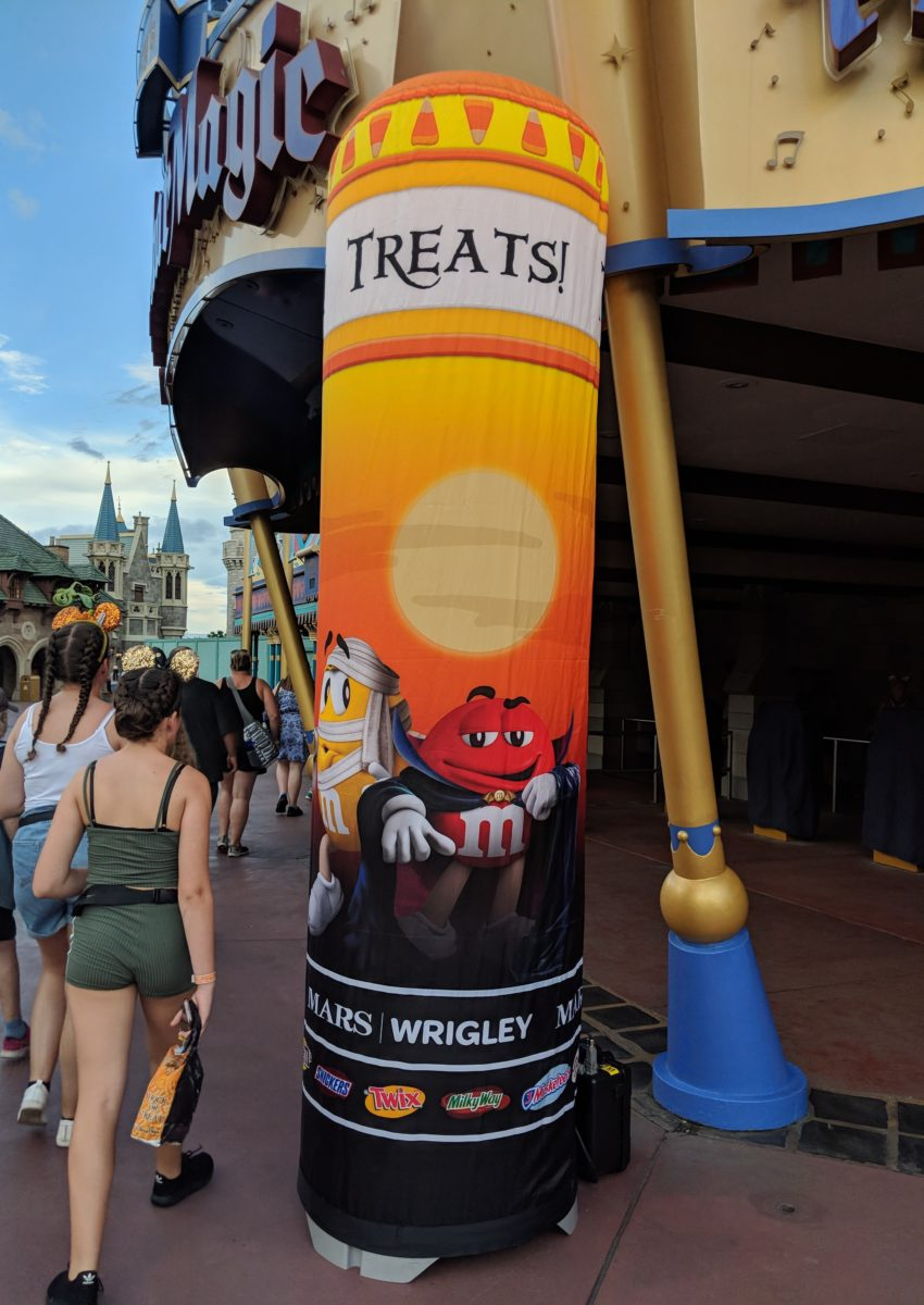 Take a virtual tour of Mickey's Not So Scary Halloween Party at Magic Kingdom in Walt Disney World Resort in Orlando, Florida