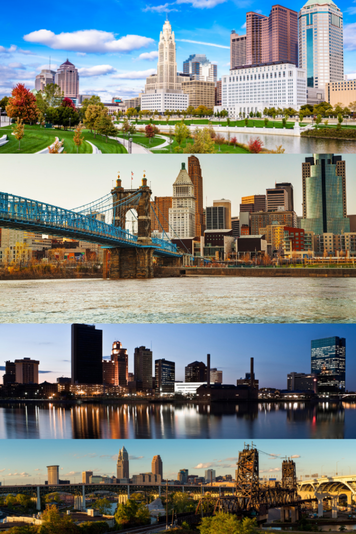 Ohio hotels. Discounted prices for accommodations in Cleveland, Toledo, Cincinnati, Columbus & Dayton
