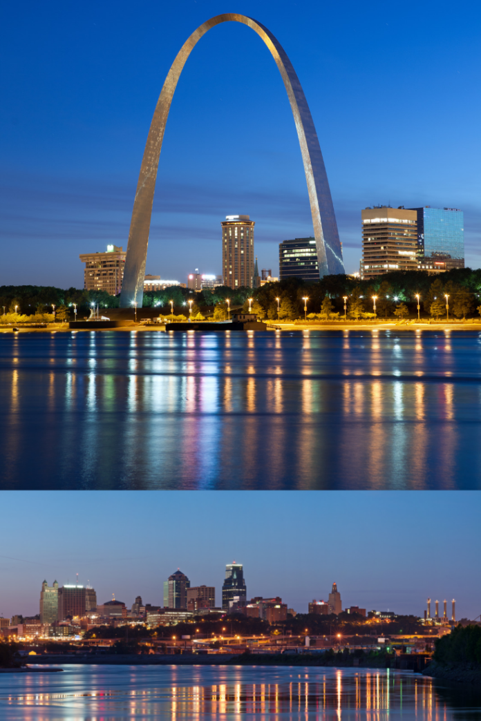 How to find discounted hotel rates for St. Louis & Kansas City, Missouri