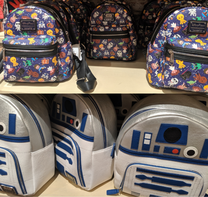 The best Star Wars themed backpacks to wear to Star Wars Galaxy's Edge at Disney World & Disneyland