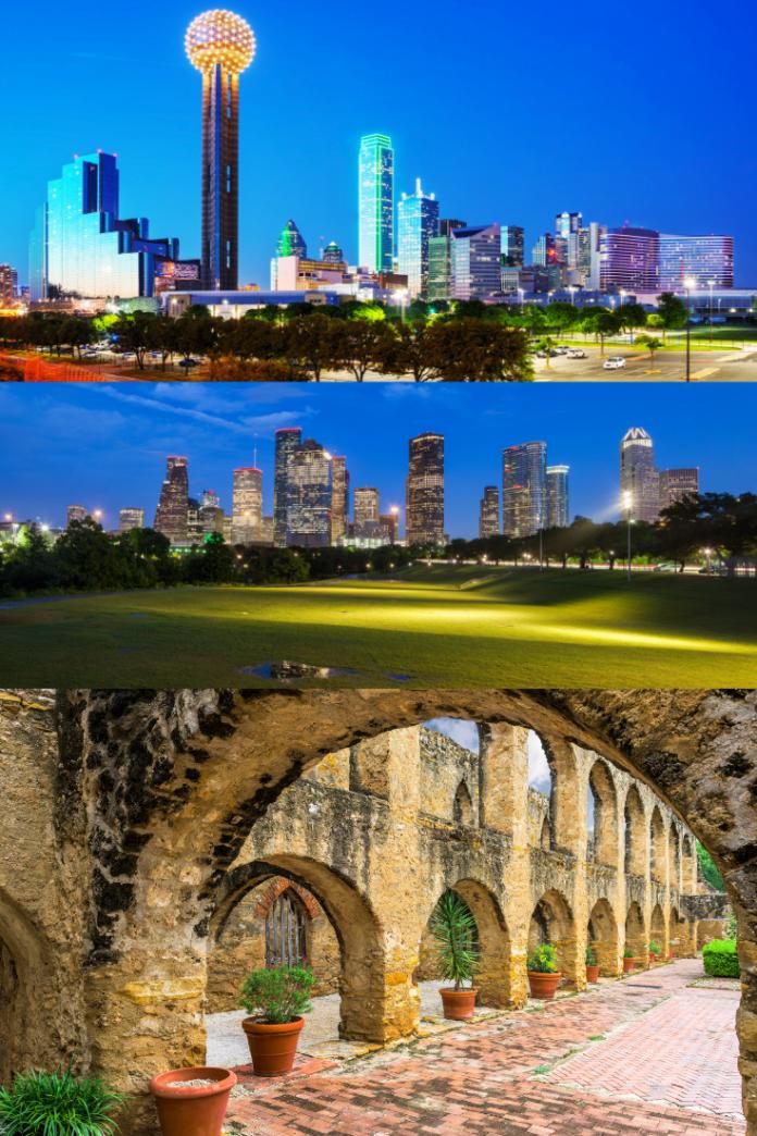 Discounted prices for Texas hotels in Austin, Dallas, San Antonio & Houston