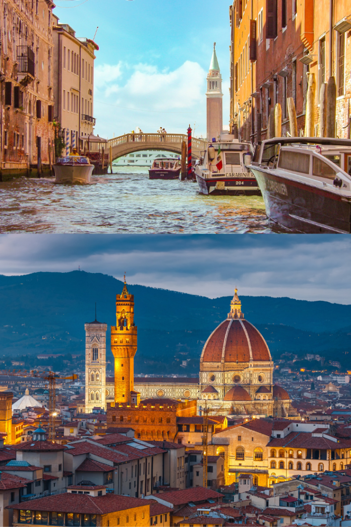 How to win a free vacation in Florence & Venice, Italy