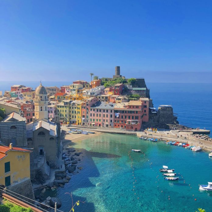 Where to stay in Vernazza in Northwestern Italy