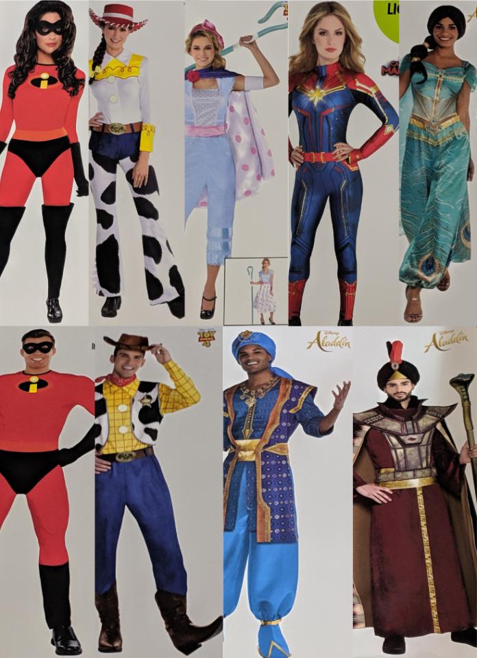 The best Disney adult Halloween costumes