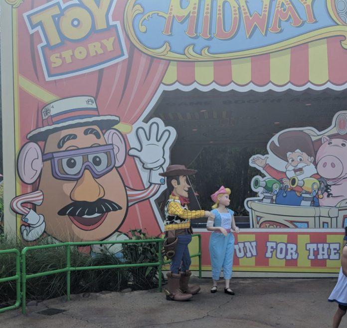 A virtual tour through Hollywood Studios theme park in Walt Disney World in Orlando, Florida