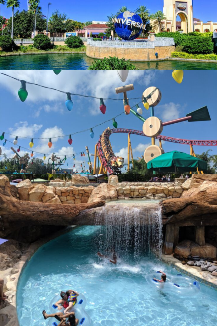 Enter Experience Kissimmee - Family Vacation Giveaway & win roundtrip airfare for 4 to Orlando, hotel stay, theme park tickets