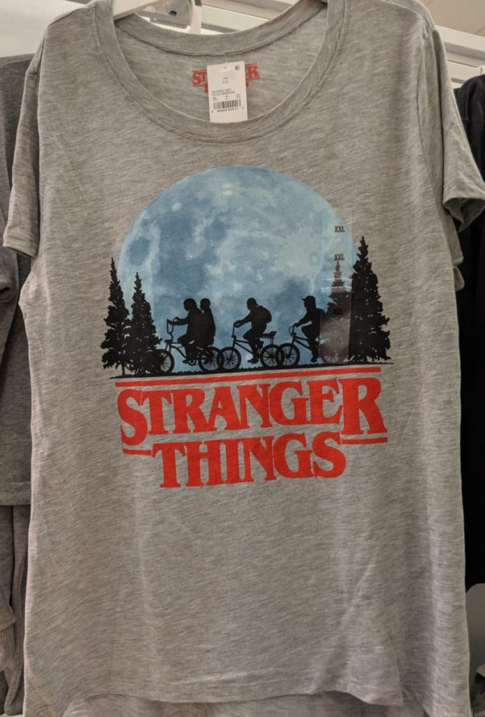 Best Stranger Things shirts for Halloween Horror Nights at Universal