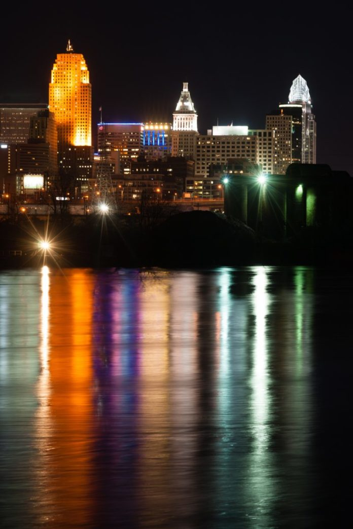 Find out the haunted hotels, road & attractions in Cincinnati, Ohio