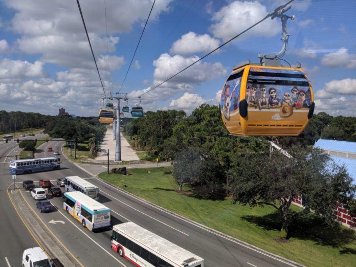 A review of Disney World's Skyliner Opening Day. What my family liked & didn't like
