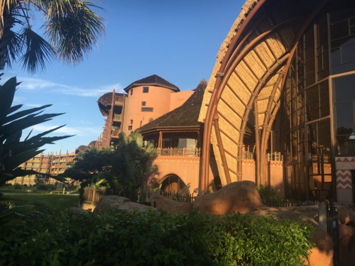 Tips to make a family trip at Animal Kingdom Lodge at Disney World even better