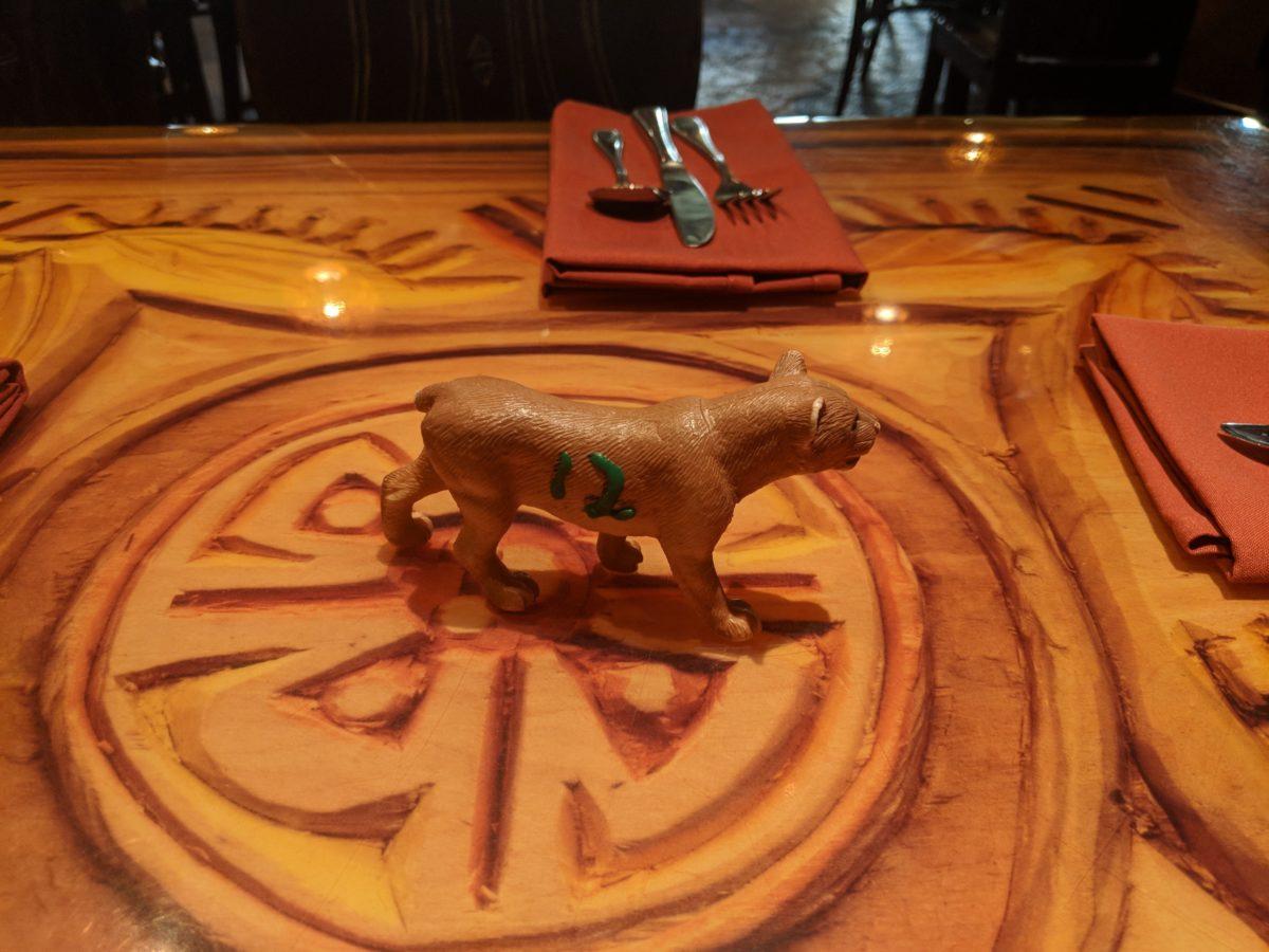 A review of the Sanaa quick service breakfast at Kidani Village at Walt Disney World