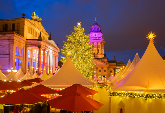 The best tours, vacations & events during the Christmas holiday in Berlin, Germany