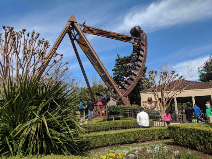 BOGO sale for Busch Gardens Williamsburg theme park