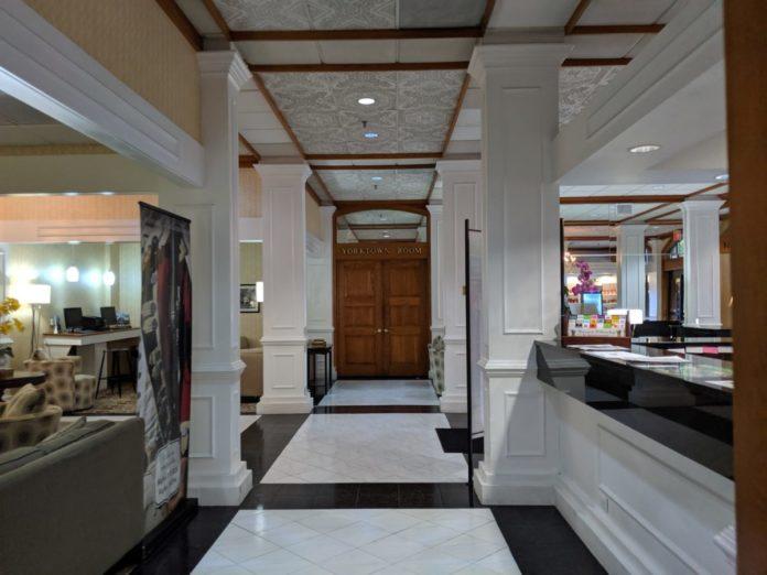 Take a video tour of Wyndham Gardens a 3-star hotel in Williamsburg, Virginia near Busch Gardens
