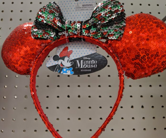 Best Christmas Mickey Ears & Minnie Ears for Disney World & Disneyland