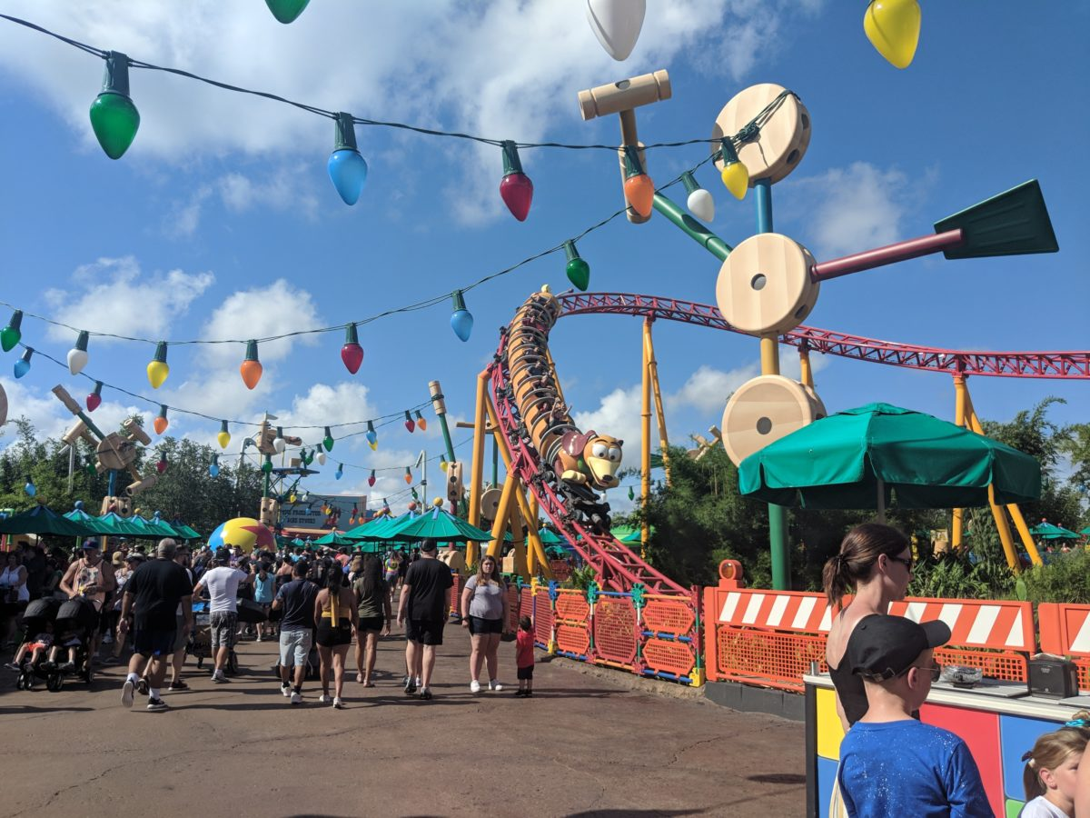 Buy Disney World tickets before you go to save money