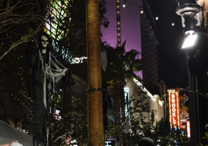 Learn about why you should stay at the LINQ during Halloween in Las Vegas, Nevada