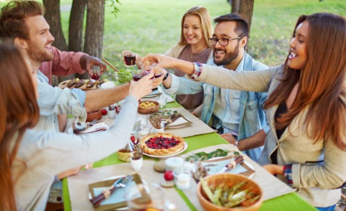 Coupon for Thanksgiving in the Backyard at Hotel Irvine