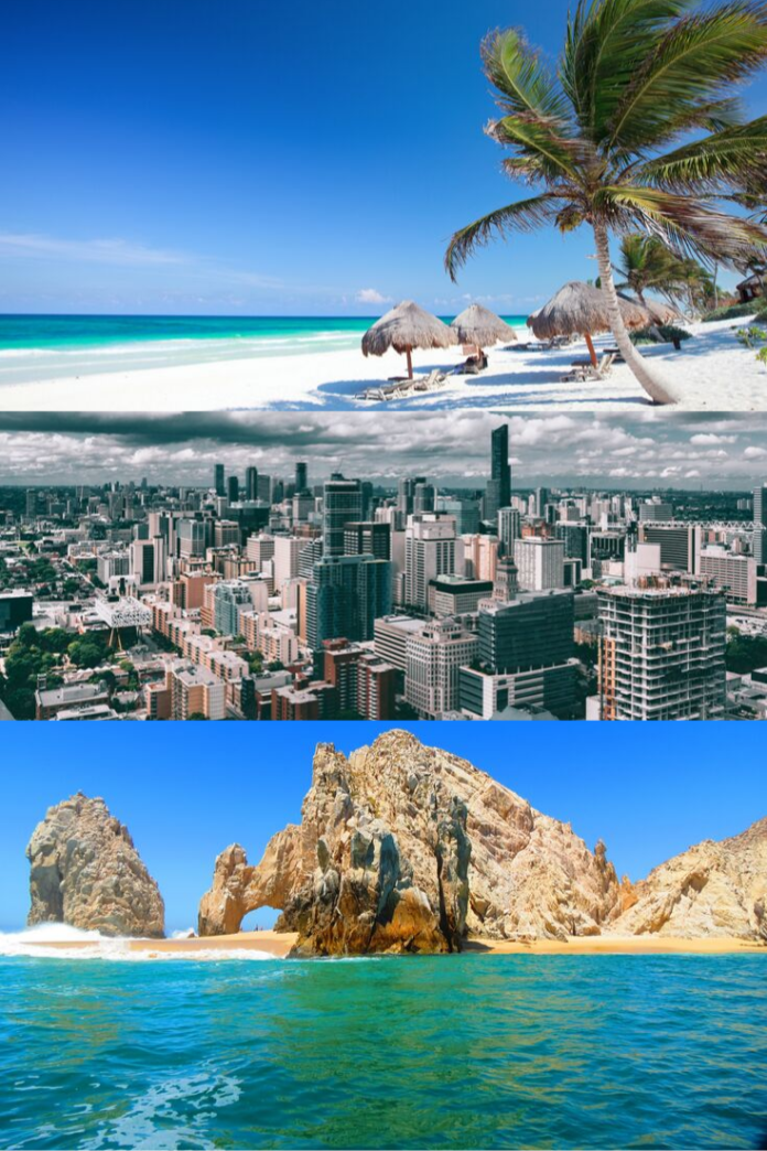 Up to 66% off Mexican hotels in Cabo San Lucas, Cancun, Mexico City, etc.