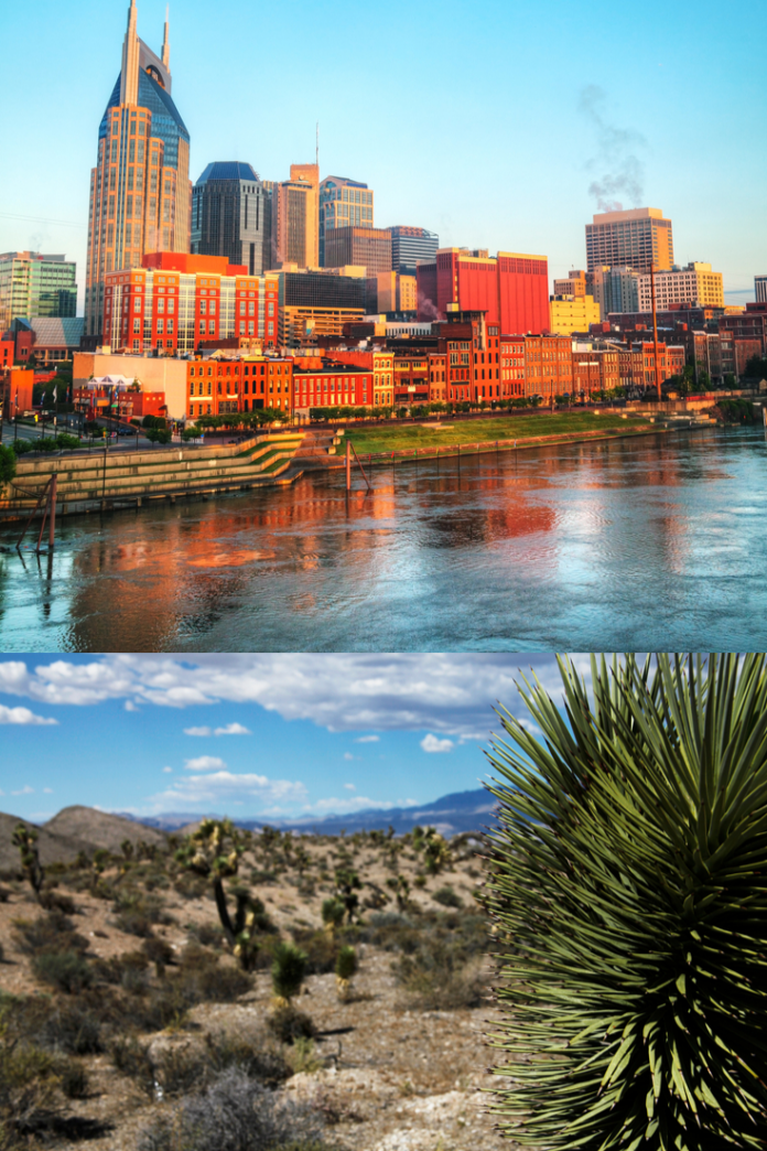 Win a trip to Yucca, Arizona or Nashville, Tennessee