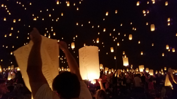 Discount tickets to Nights Lights lantern festival in Casa Grande AZ