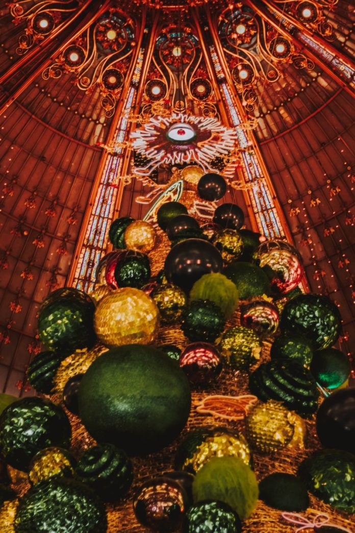 Best Christmas market & holiday lights family tour in Paris, France