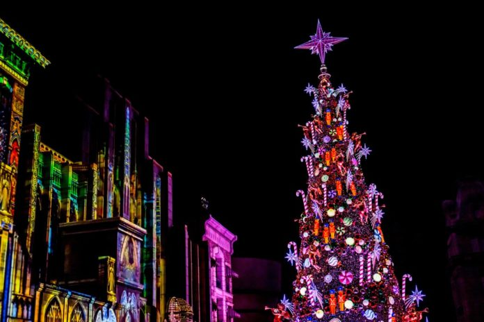 A guide to Universal Studios Japan in Osaka for Christmas