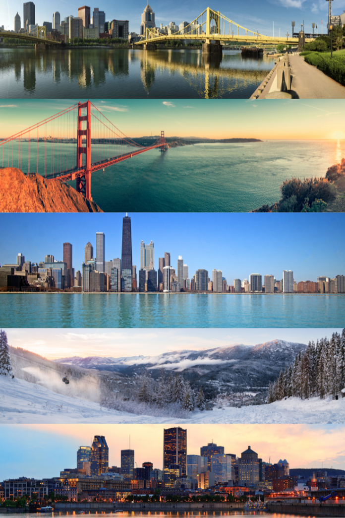 Discounted nightly rates at Accor hotels in Pittsburgh, Chicago, Montreal, Whistler, Vancouver