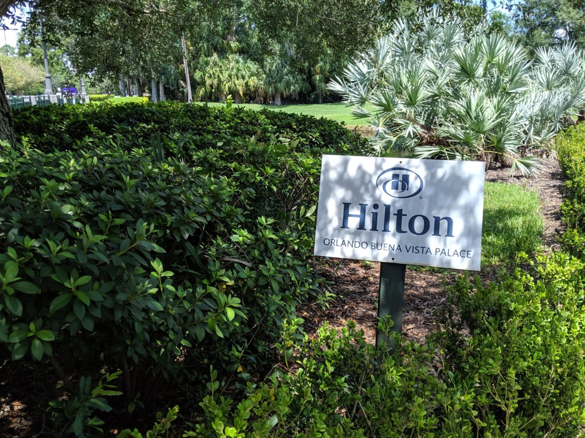 Earn points for more hotel stays at Hilton Orlando Buena Vista Palace Disney Springs