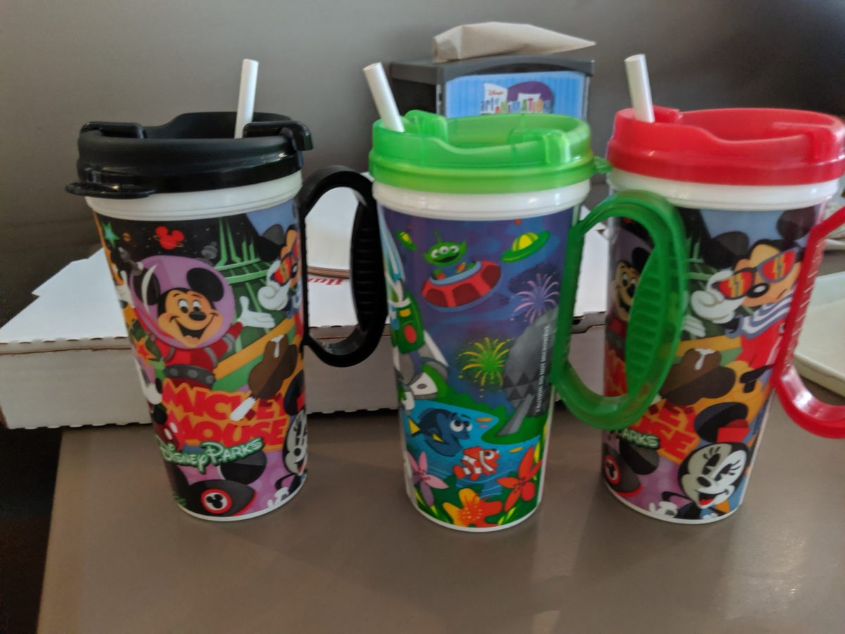 Buy a refillable mug at your Disney World hotel & save a lot of money during your vacation