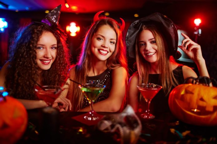 Discount ticket to the Halloween bar crawl in Denver, Colorado