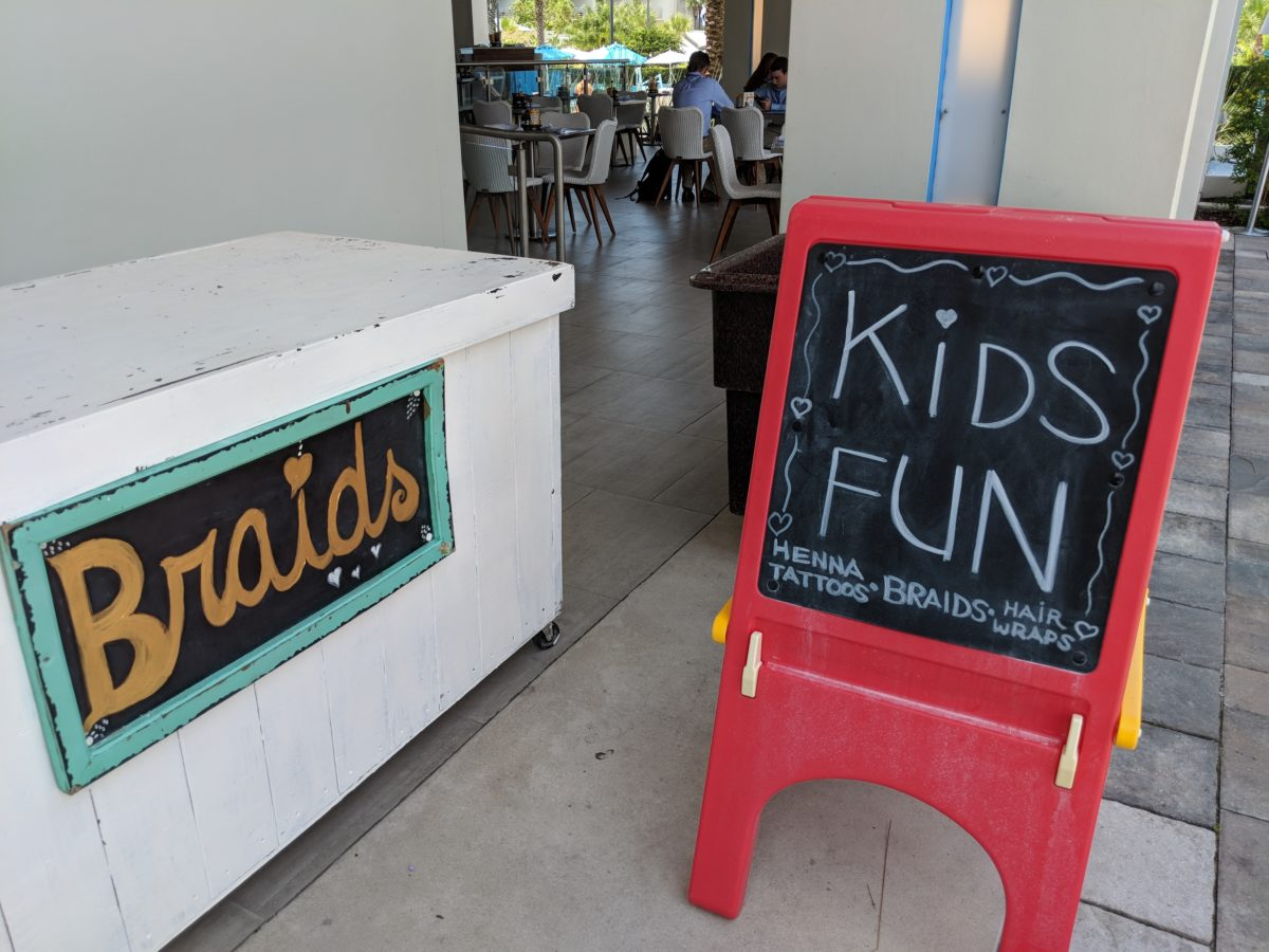 Kids activities are available at Hilton Orlando Buena Vista Palace Disney World