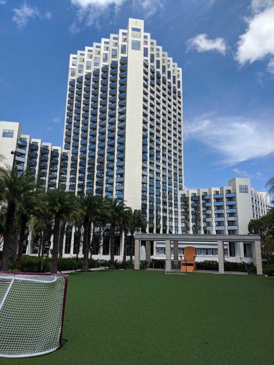 Hilton Orlando Videos And Pictures: 10 Reasons To Choose Hilton Orlando Buena Vista Palace For