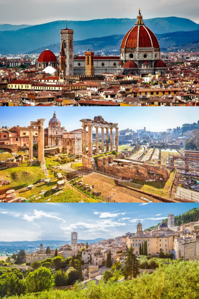 Enter PureWow - Travelzoo Dream Italian Vacation Sweepstakes for a free Italian vacation