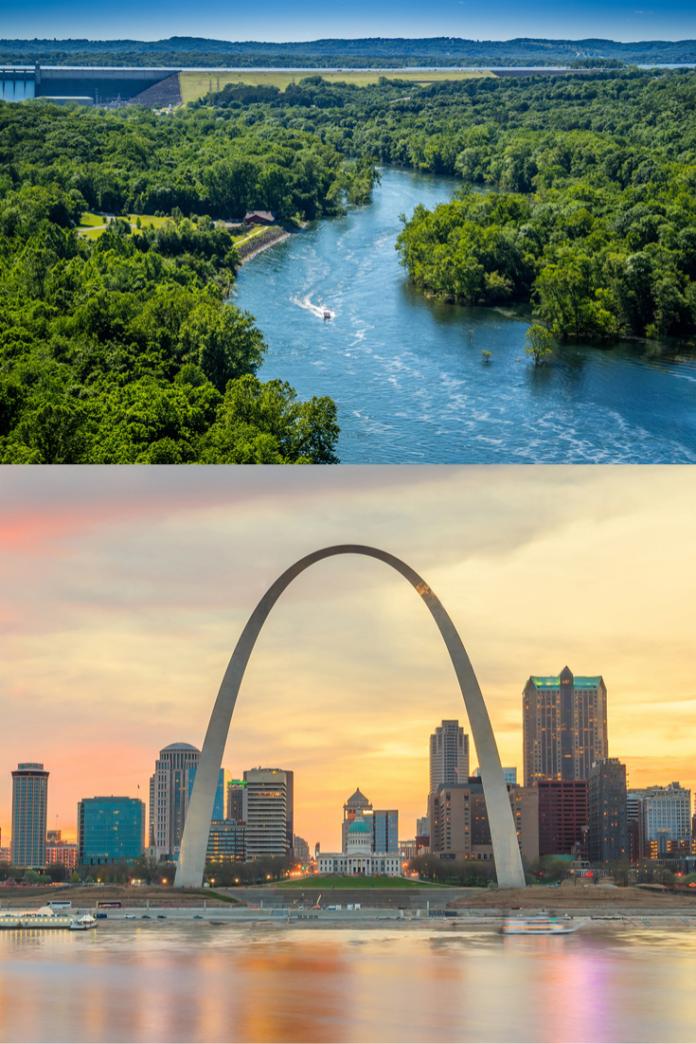 Up to half off Missouri hotels in Branson & St. Louis