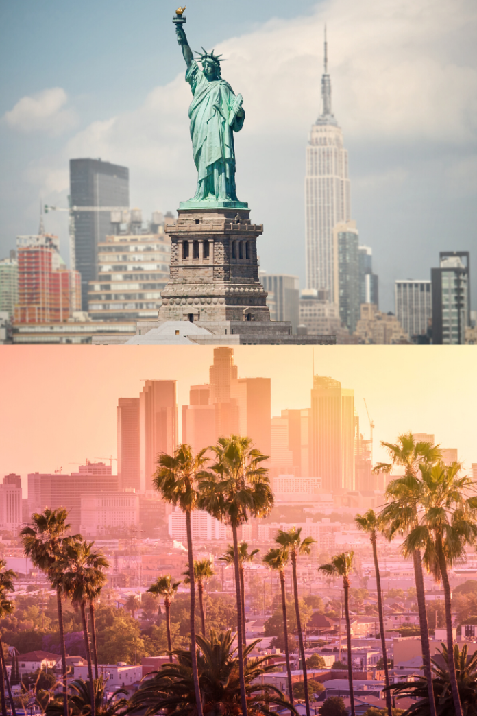 Enter Coach Outlet - Galactic Getaway Sweepstakes & win a free trip to New York City or Los Angeles