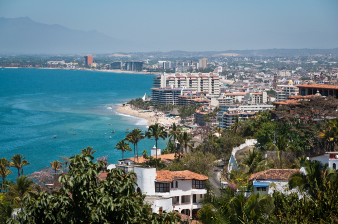 Save money with a vacation package from Los Angeles, California to Puerto Vallarta, Mexico