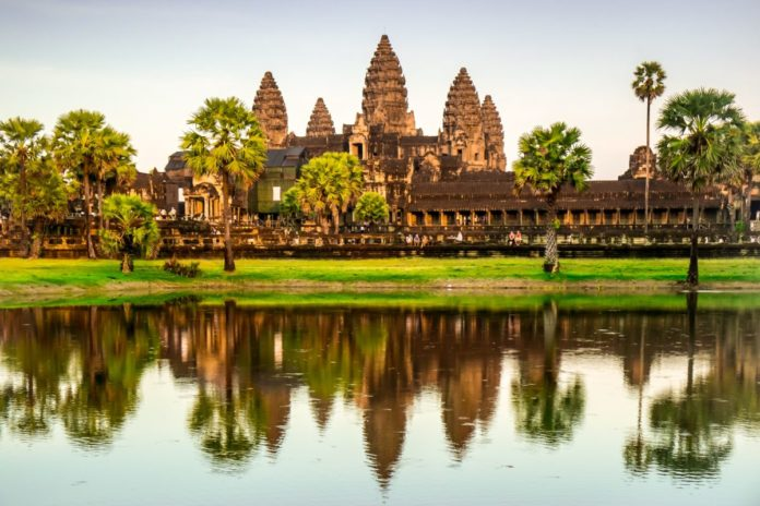 Up to 75% off Siem Reap Cambodia hotels