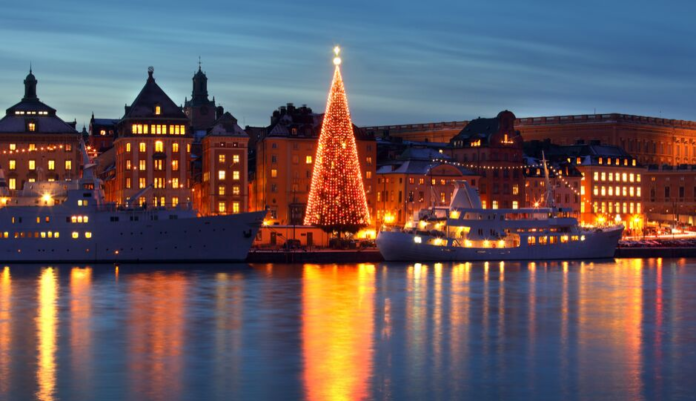 Find out the best 5 ways to spend Christmas day in Stockholm, Sweden